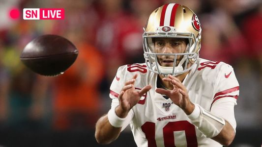 49ers vs. Saints: Live score, updates, highlights from Sunday's game