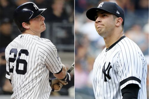Yankees' DJ LeMahieu and Luis Cessa test positive for coronavirus