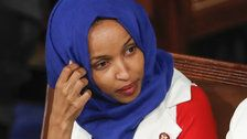 Donald Trump Criticizes Rep. Ilhan Omar For Tweets: 'She Should Be Ashamed'
