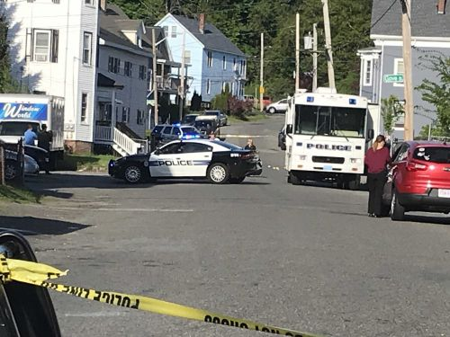 Suspect injured in officer-involved shooting in Haverhill