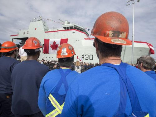 Construction of sixth Arctic patrol ship at Irving Shipbuilding to cost $800M - double the cost of the other five