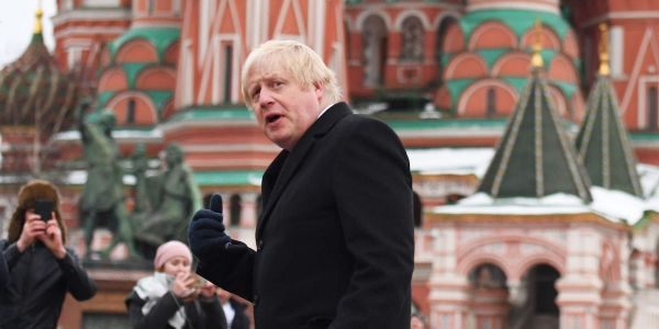 Leaked files contain more evidence of Kremlin links to one of the biggest donors to Boris Johnson's Conservative party