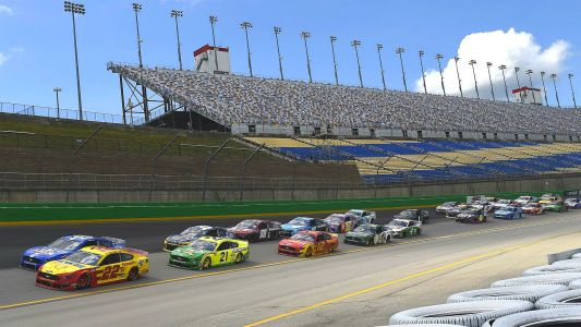 Who won the NASCAR race today? Complete results from Quaker State 400 at Kentucky