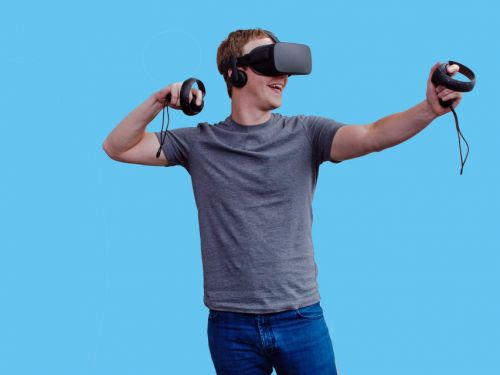 Mark Zuckerberg admits that Facebook's $2 billion bet on virtual reality 'is taking a bit longer than we thought' to pay off