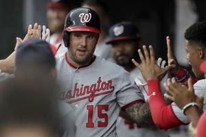 Nationals get HRs from Adams, Soto and roll past Orioles 8-1