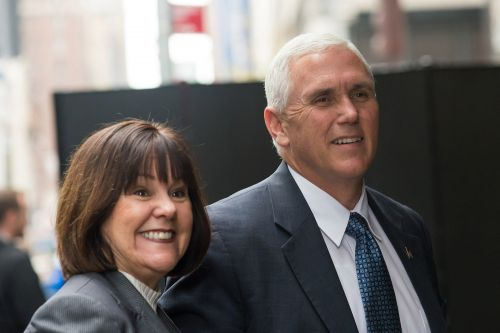 Mike Pence responds to criticism over wife's job at Christian school