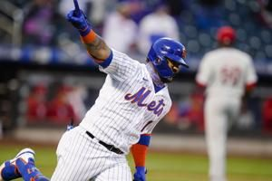 Stroman pitches Mets past Phils 4-0 for doubleheader sweep