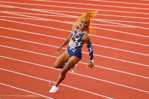 Sha'Carri Richardson is now the fastest woman in America