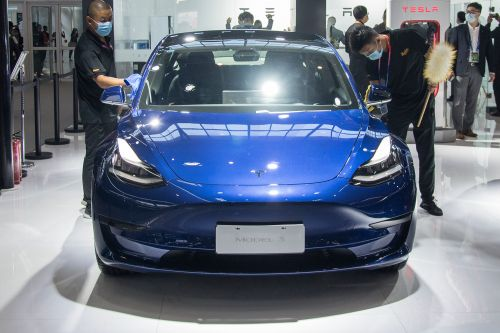 Tesla reportedly exporting 7,000 Chinese-made cars to Europe