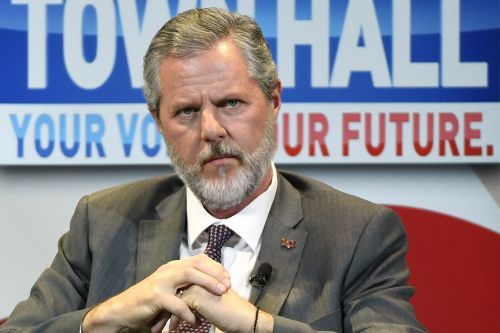 Jerry Falwell Jr. allegedly got drunk and fell down stairs amid pool boy sex scandal