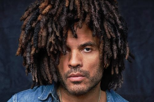 Lenny Kravitz is still ripped, rocking and 'letting love rule'
