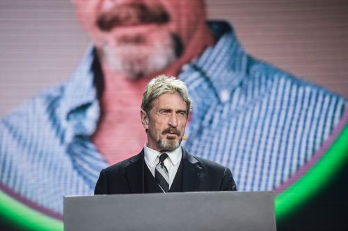 Software mogul John McAfee charged over $13M cryptocurrency 'schemes'