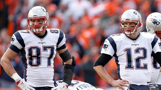 Tom Brady, Rob Gronkowski miss OTAs but get 'usual treatments' at TB12 center, report says