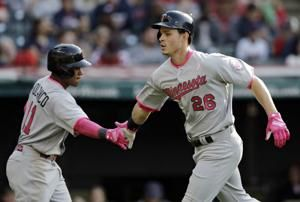 Twins sign pair of core young players - Kepler and Polanco