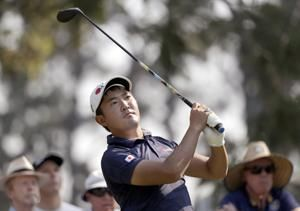 No. 1-ranked Japanese amateur takes Australian Open lead
