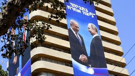 'Netanyahu goes to Putin to show Israeli voters: 'I'm an important world leader'
