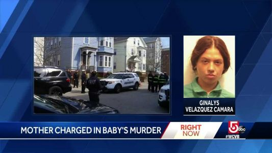 Police: Woman charged with murder in death of week-old son