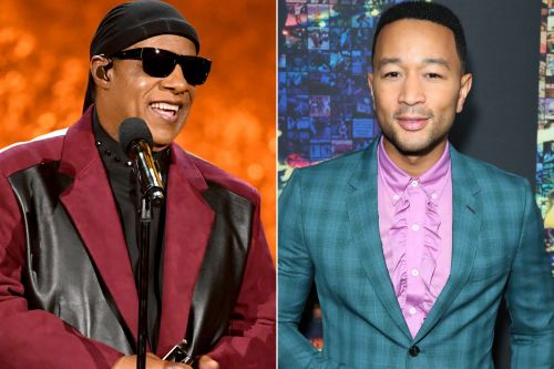 Stevie Wonder, John Legend headline Motown tribute concert