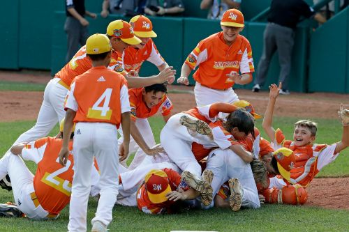 Louisiana wins first LLWS behind absolute masterpiece