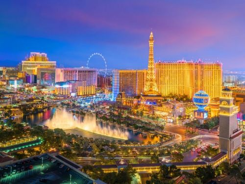 10 of the best cheap hotels in Las Vegas on or near the Strip, starting at just $30 per night