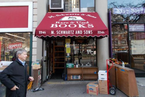 The 'last used book store on the Upper West Side' may not close after all