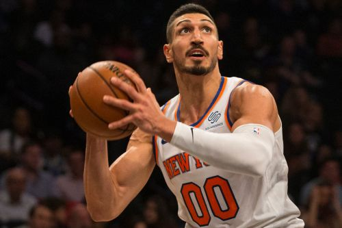Enes Kanter's big game hurt by questionable flagrant foul