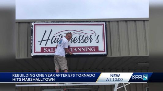 Returning home: Marshalltown business reopens with new name after tornado