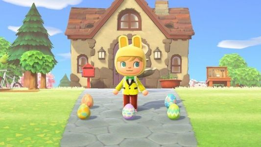 You can make a ton of Bells off of those Bunny Day eggs in ACNH