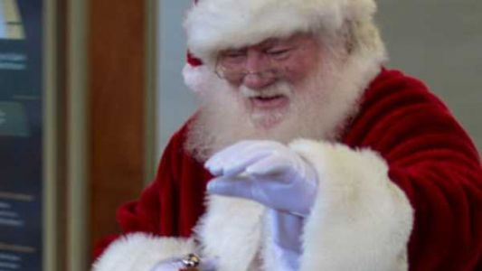 Drive-thru event in southern Indiana features 'Sensory Santa' for children with special needs