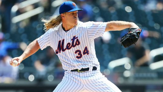 MLB trade rumors: At least 8 teams have inquired about deal for Mets' Noah Syndergaard