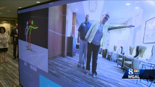 Retirement community uses new technology to prevent falls
