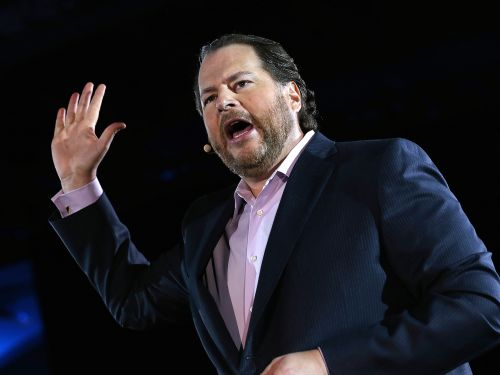 CEO Marc Benioff says Salesforce's $27.7 billion acquisition of Slack brings his 'ultimate vision' for workplace collaboration to life