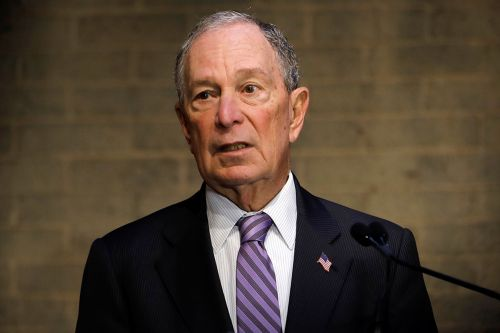 Alert: Bloomberg says 3 women can be released from non-disclosure agreements related to comments they say he made