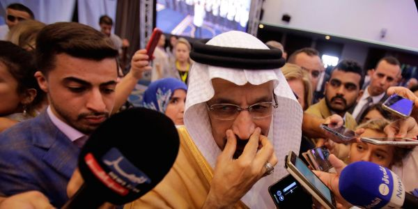 Oil surges 5 percent as OPEC agrees output cut
