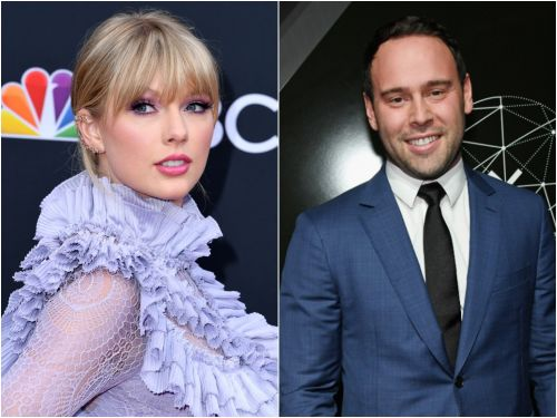 Scooter Braun posted a quote on Instagram saying 'kindness is the only response' amid his feud with Taylor Swift