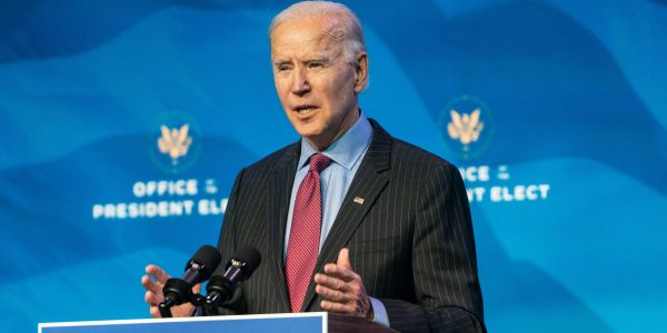 The Biden rescue plan could boost 2021 GDP growth to 11.4%, JPMorgan global chief strategist says
