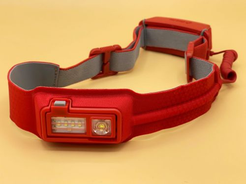 This lightweight, bounce-free headlamp is the most comfortable I've tested - it's just $50