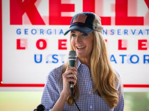 Republican Sen. Kelly Loeffler, a candidate in the Georgia runoff, tested positive for COVID-19 and is quarantining