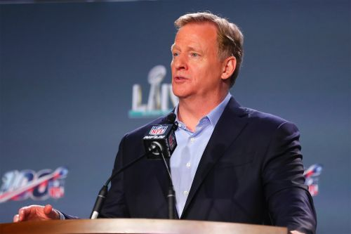 Roger Goodell reveals how NFL will survive rest of season