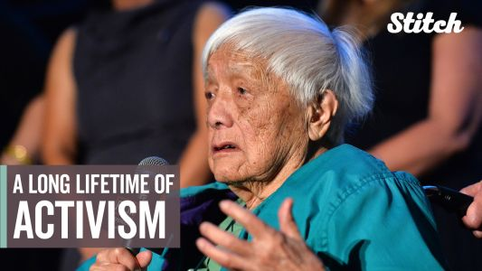 Grace Lee Boggs fought for equality, fairness, and hope throughout her lifetime