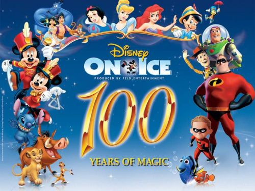 Disney on Ice's '100 Years of Magic' to come skating into KFC Yum! Center