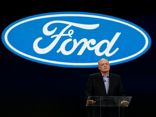 Ford CEO Jim Hackett is retiring as the carmaker reinvents itself