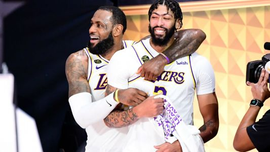 LeBron James contract What extension means for Lakers' future, Anthony Davis' next deal
