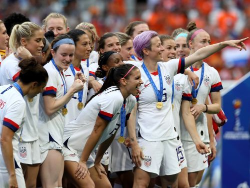 Take a look at the exclusive private jet the US Women's National Team flew home from the World Cup