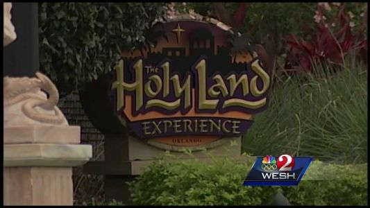 Holy Land Experience opening for 2 free days next week