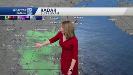Videocast: Dense fog advisory Sunday morning