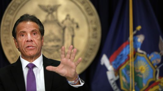 Gov. Cuomo Grants N.Y. AG's Request To Investigate Sexual Harassment Allegations