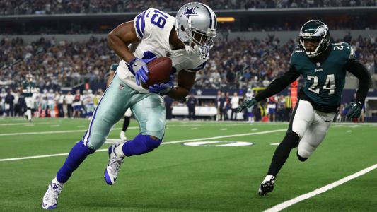 Cowboys WR Amari Cooper was 'elated' when Dak Prescott changed the call on late TD