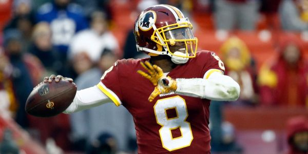 Washington backup quarterback Josh Johnson played Madden to learn his new teammates' names and won the starting job just days later