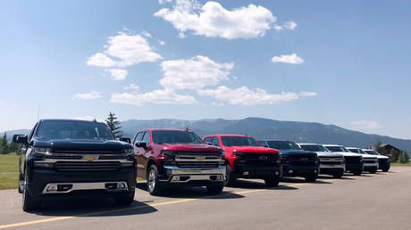 Are chrome grilles 'designed to intimidate & kill pedestrians'? Liberals and conservatives fight over pickup trucks